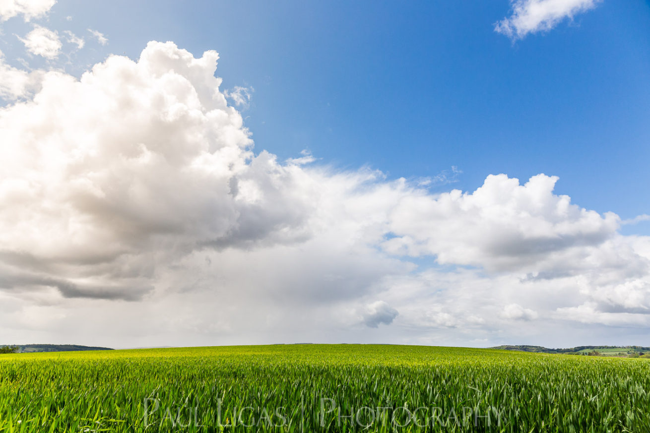 Herefordshire farmland farming agriculture landscape photographer photography