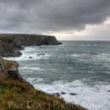 Cornish Coast, near Porthcothan, landscape photographer photography sea atlantic ocean herefordshire 7404