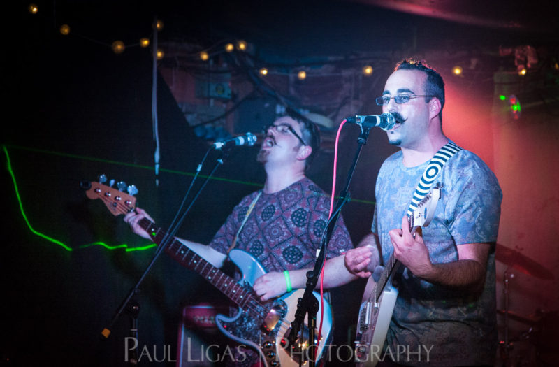 The Clock Surgeons at The Cavern, Exeter 2014, concert photographer photography band music 3322