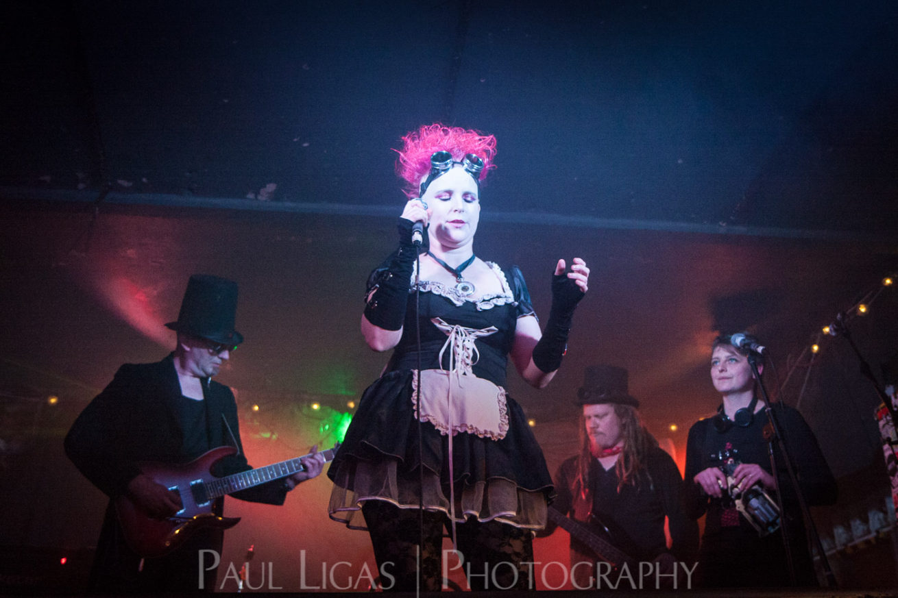The Mysterious Freakshow at The Cavern, Exeter 2014, concert photographer photography band music 3395
