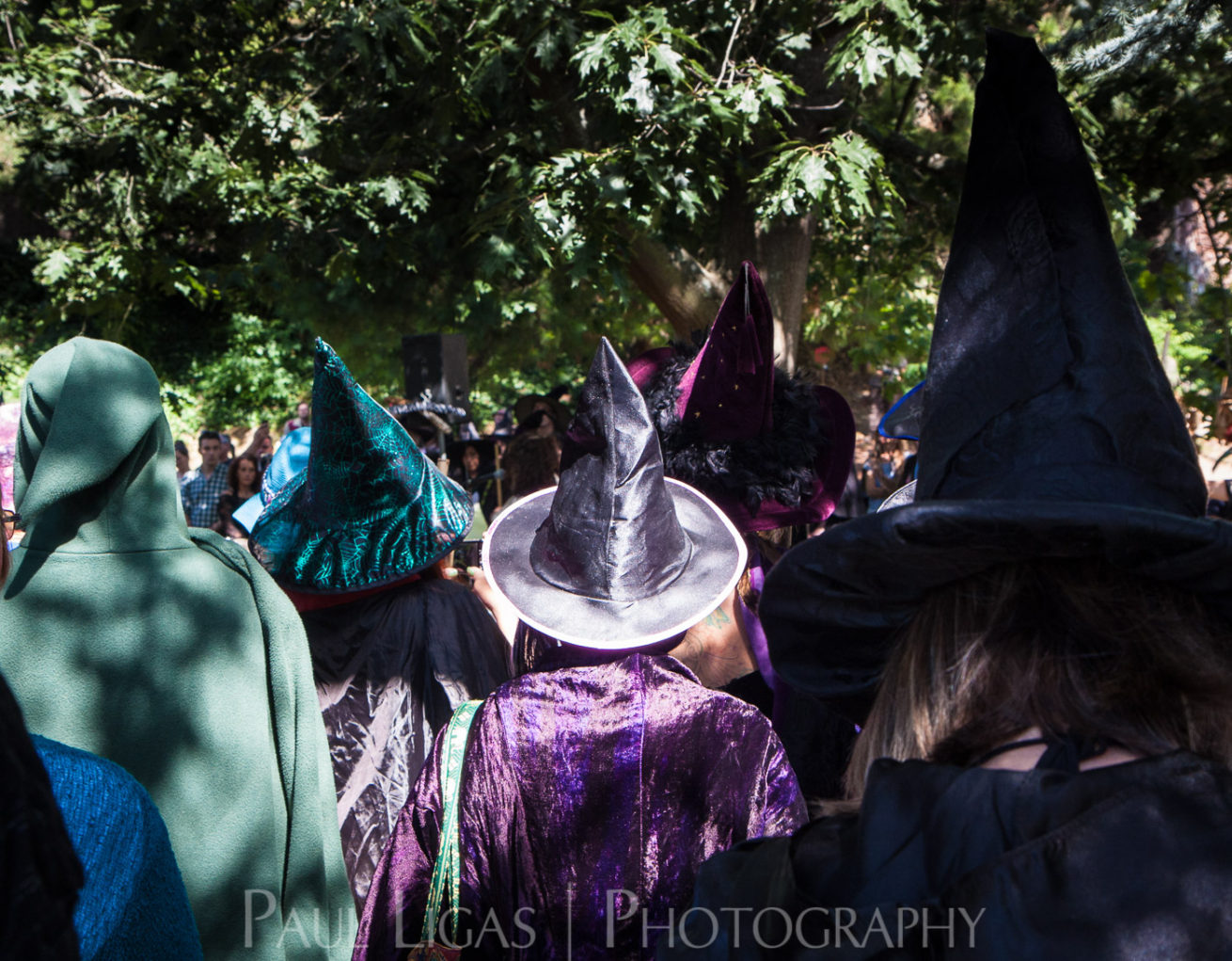 Witches in Exeter event photographer photography herefordshire 5384