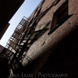 Alley off Jones Street, San Francisco, fine art photographer urban photography herefordshire 5191
