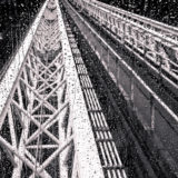 Birmingham NEC light rail, fine art photographer urban photography herefordshire 0067