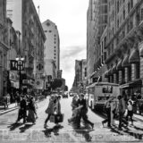 Geary Street, San Francisco, fine art photographer urban photography herefordshire 5499