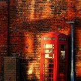 Telephone Box, Portsmouth, fine art photographer urban photography herefordshire 0283