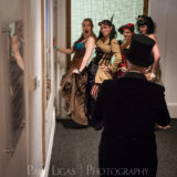 Steampunk Yule Ball 2014, event photographer photography Herefordshire 6702