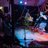 Steampunk Yule Ball 2014, event photographer photography Herefordshire music concert Miss Von Trapp 6471