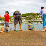 Crabbing, Dartmouth, street photographer photography Herefordshire candid 5036