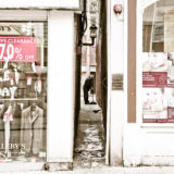 Parliament Street, Exeter, cityscape street photographer photography Herefordshire candid 2451