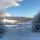 Snowy Field, Exeter, landscape photographer photography Herefordshire nature 8033