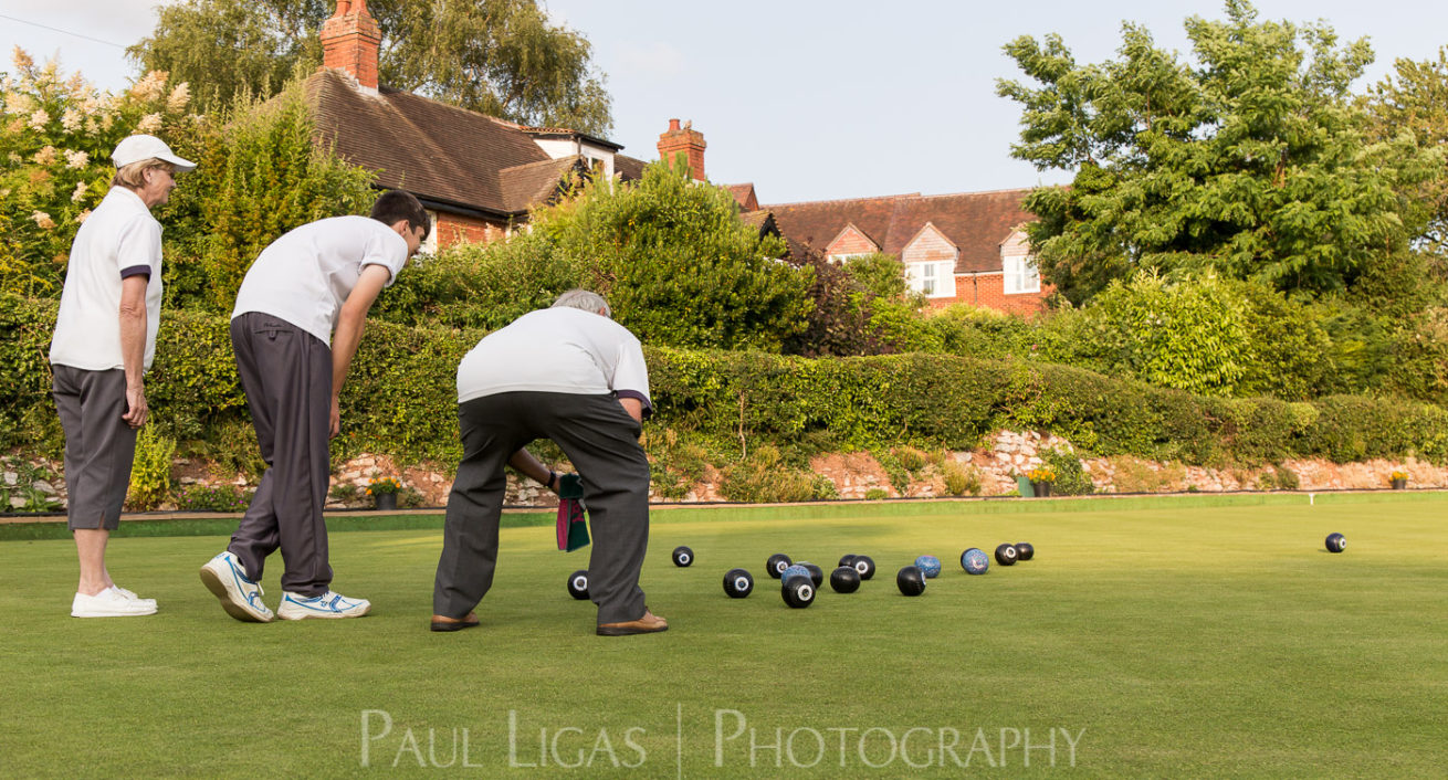 Ledbury Bowling Club, Herefordshire documentary photographer photography sports 0545