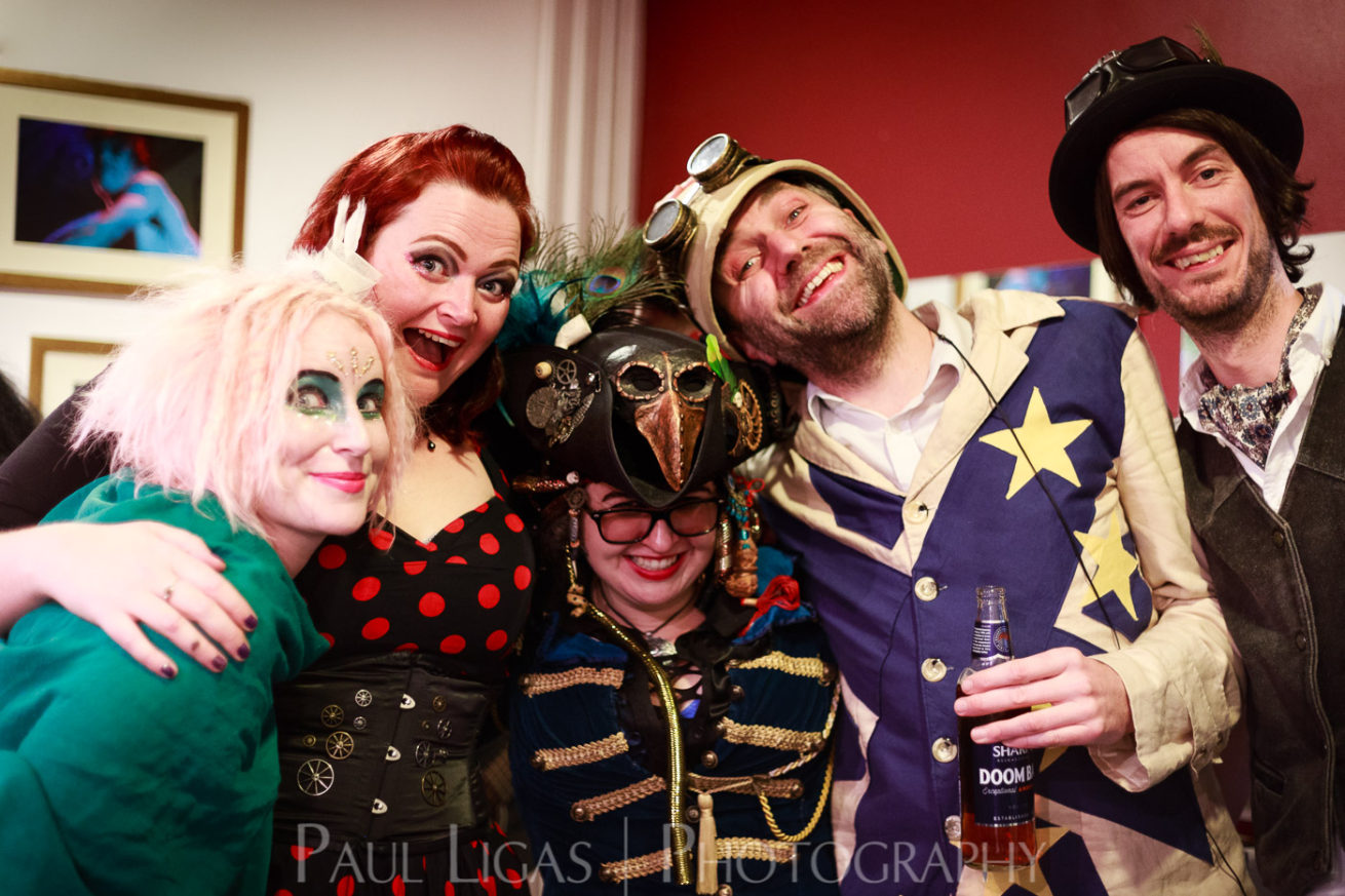 Steampunk & Pirates Yule Ball 2016 event photographer herefordshire photography 5829