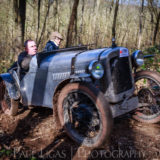 Vintage car hill climbing, Ledbury, Herefordshire event photographer photography 9333