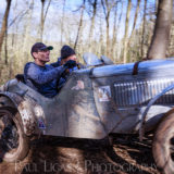 Vintage car hill climbing, Ledbury, Herefordshire event photographer photography 9349