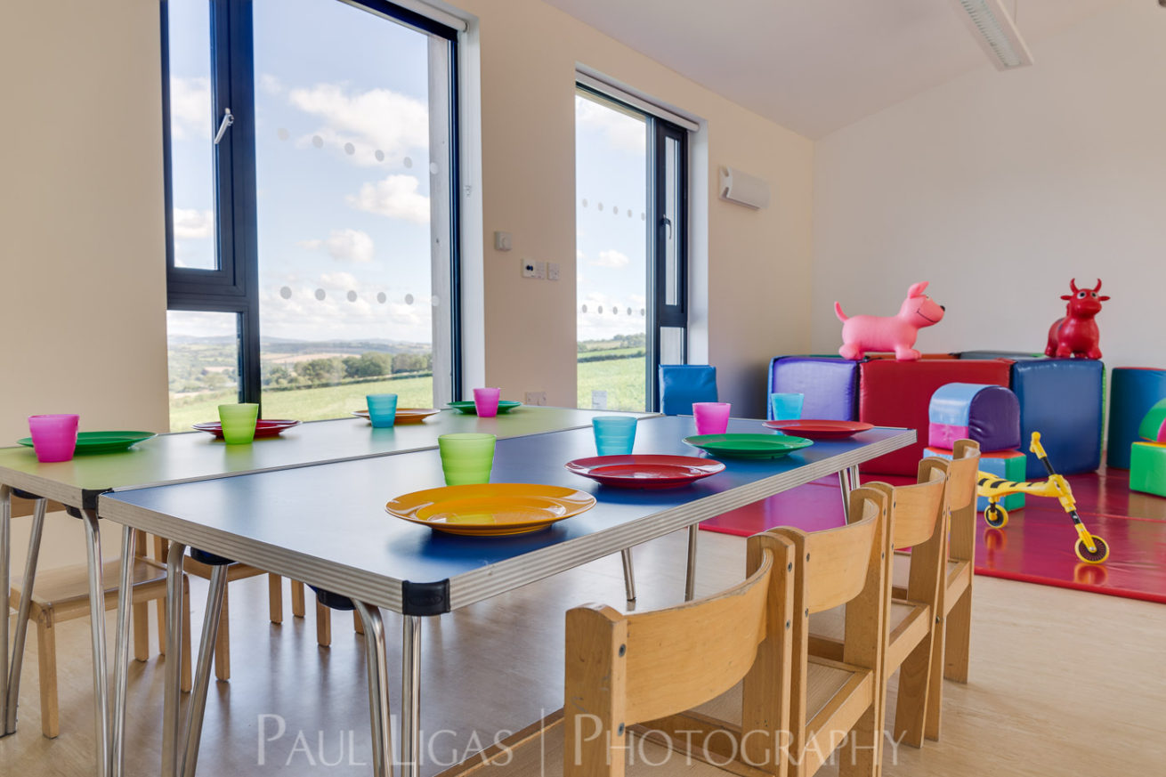 HOPE Family Centre, Bromyard, Herefordshire architecture property photographer photography 1345