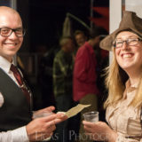 Steampunk Ball 2014 event photographer herefordshire photography 4327