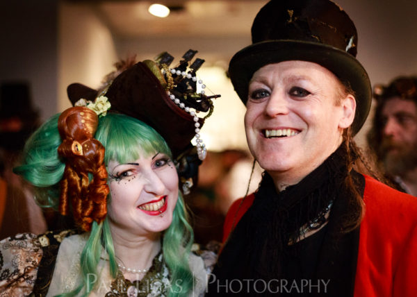 Steampunk & Pirates Yule Ball 2016 event photographer herefordshire photography