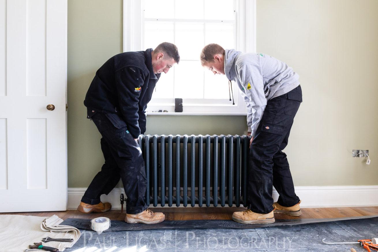 Yeoman SW Ltd plumbing heating commercial photographer herefordshire 5540