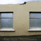 Abandoned building, Croyde, graffiti and decay urban photographer photography herefordshire 0430