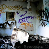 Abandoned Research Facility, Aylesbury, graffiti and decay urban photographer photography herefordshire 0675