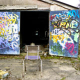 Abandoned Research Facility, Aylesbury, graffiti and decay urban photographer photography herefordshire 0706