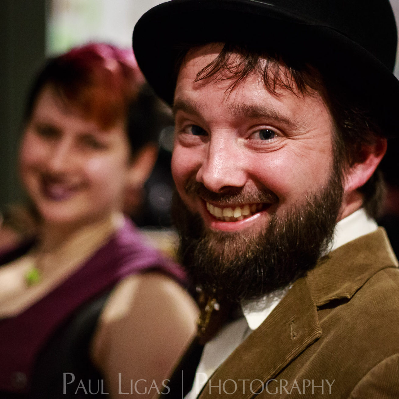 Steampunk Yule Ball 2017, event photographer music concert portrait herefordshire 9488