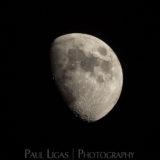 The Moon 03 Sept 2017, astrophotographer astrophotography astronomy ledbury herefordshire 2660
