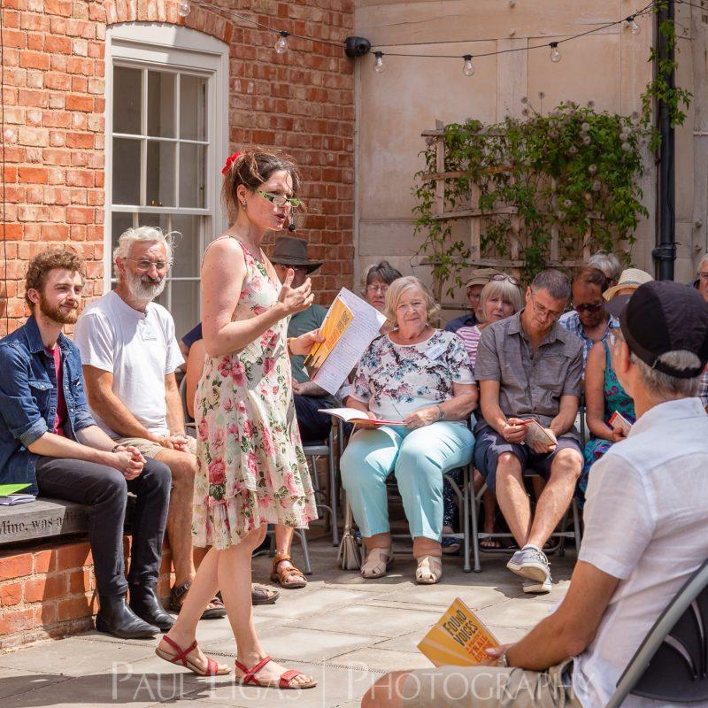 Ledbury Poetry Festival 2018 event photographer herefordshire 8644
