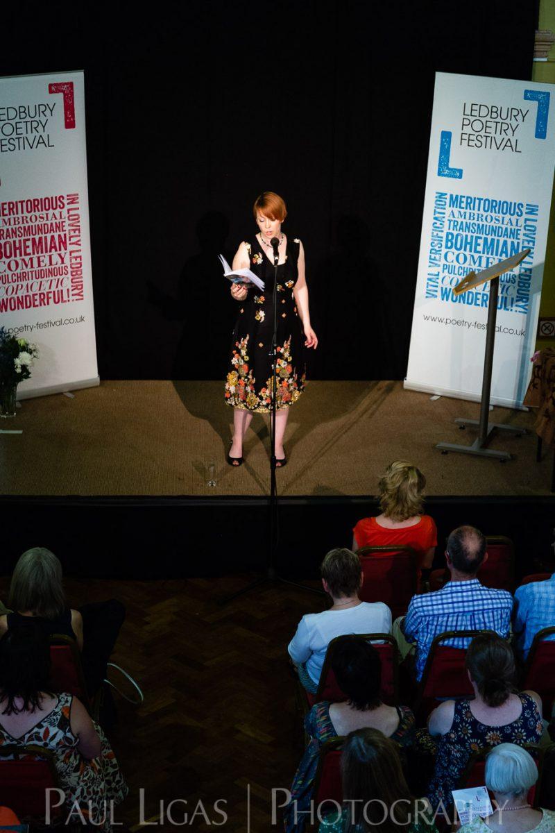Ledbury Poetry Festival 2018 event photographer herefordshire Jane Commane 9927
