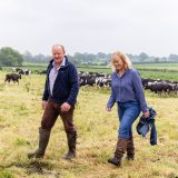 Milk Matters magazine herefordshire farming agriculture portrait photographer 6917