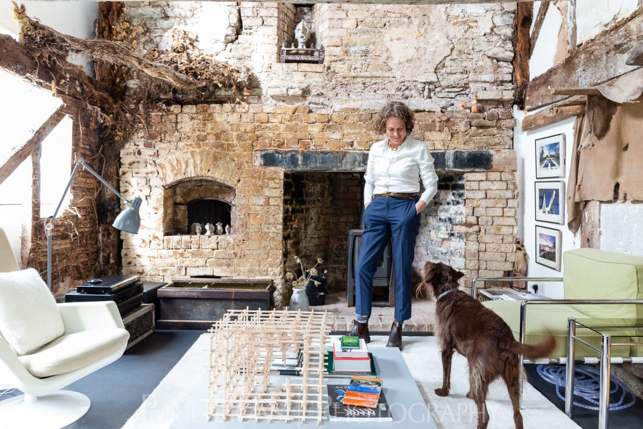 kate darby architect riba journal portrait photographer herefordshire hereford photography 9379