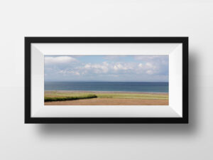 Paul Ligas Photography Print Bristol Channel from Porlock